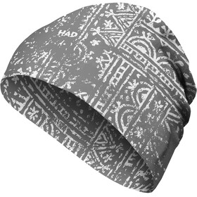 HAD Merino Beanie woodcut grey